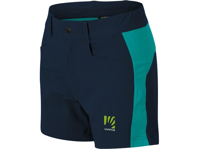 Karpos Santa Croce Shorts Women, azul